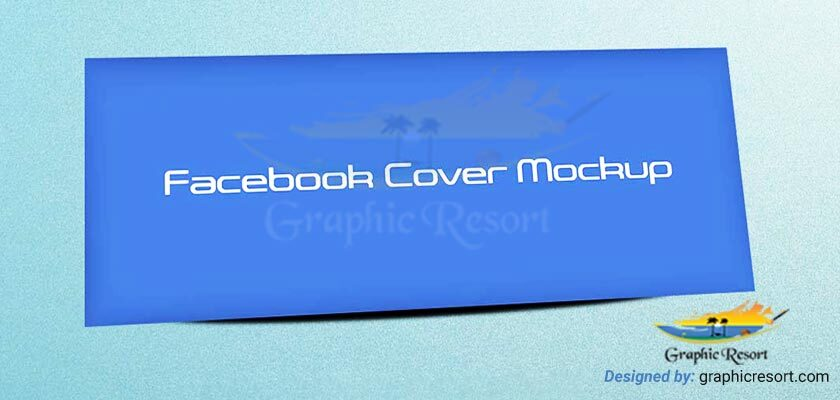 Facebook page Banner mockup free psd 840-by-400-preview