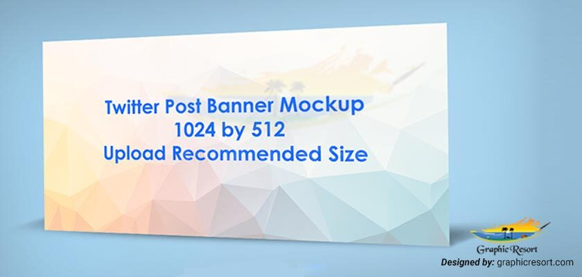 Twitter post banners Free PSD Mockup#3 840-by-400-preview
