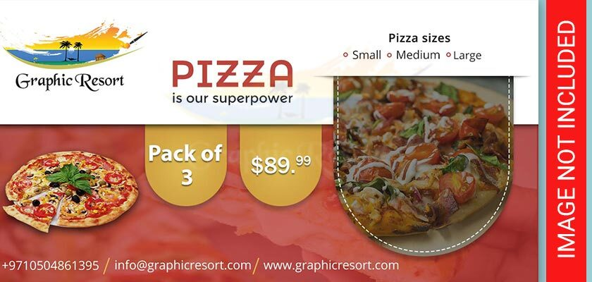 pizza post banners