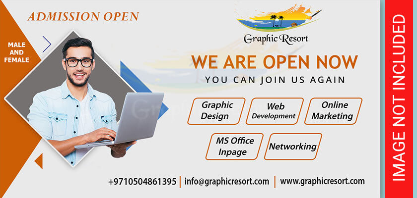 admission open social post